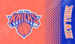 New York Knicks NBA Flagge