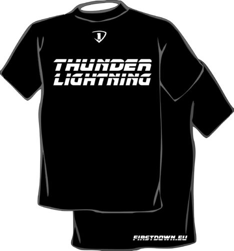 "First Gear ""Thunder Lightning"" Tee"