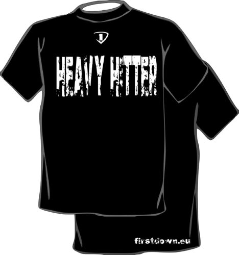 "First Gear ""Heavy Hitter"" Tee"
