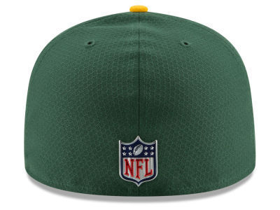 329447a0dde ... Green Bay Packers NFL Sideline 2017 New Era 59Fifty ...
