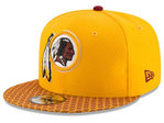 Washington Redskins NFL Sideline 2017 New Era 9Fifty