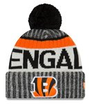 Cincinnati Bengals NFL On Field 2017 New Era Knit