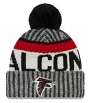 Atlanta Falcons NFL On Field 2017 New Era Knit
