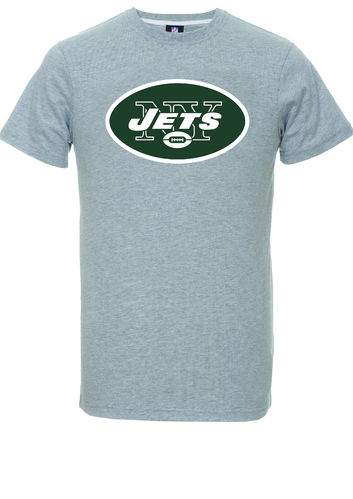 New York Jets Majestic Longline T-Shirt