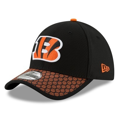 Cincinnati Bengals NFL Sideline 2017 New Era 39Thirty
