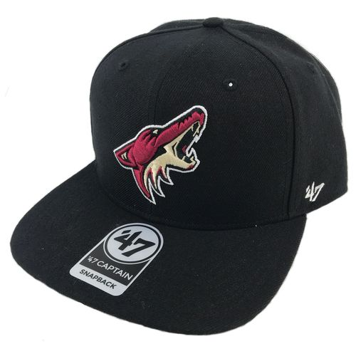 Arizona Coyotes '47 Sure Shot Captain Snapback