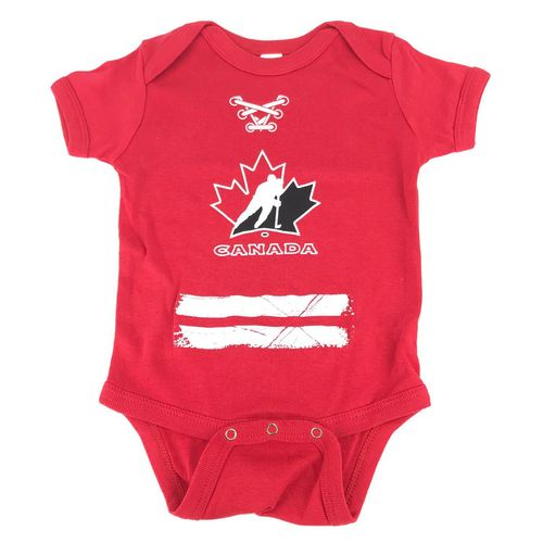Team Canada OTH Baby Strampler