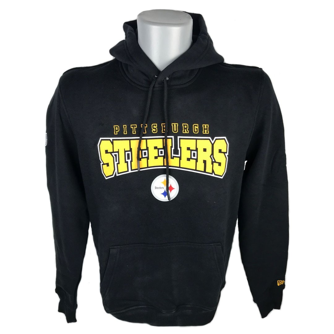 pittsburgh steelers ultra fan hoody first down bonzo. Black Bedroom Furniture Sets. Home Design Ideas