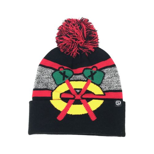 Eishockey Chicago Blackhawks Mammoth Bobble Knit Fanartikel