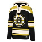 Boston Bruins '47 Lacer Hoody