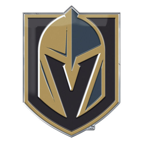 Vegas Golden Knights Auto Emblem
