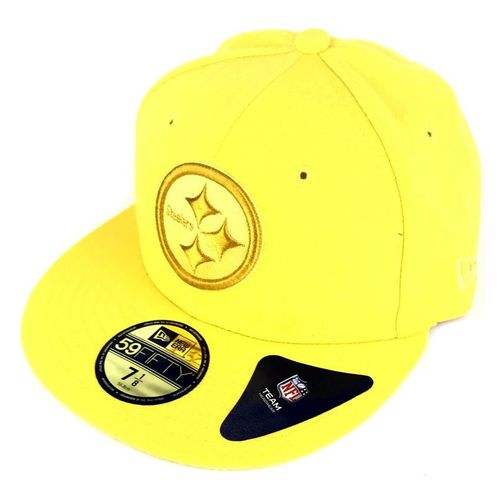 Pittsburgh Steelers Pop Yellow New Era 59Fifty