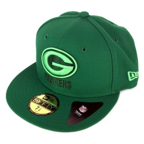 Green Bay Packers Pop Green New Era 59Fifty