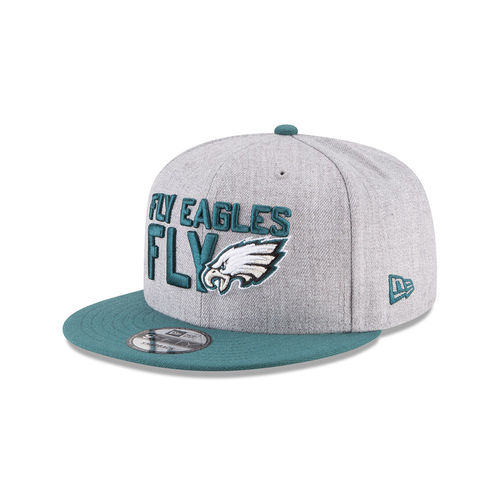 Philadelphia Eagles Draft 2018 New Era 9Fifty