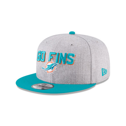 Miami Dolphins Draft 2018 New Era 9Fifty