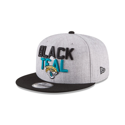 Jacksonville Jaguars Draft 2018 New Era 9Fifty