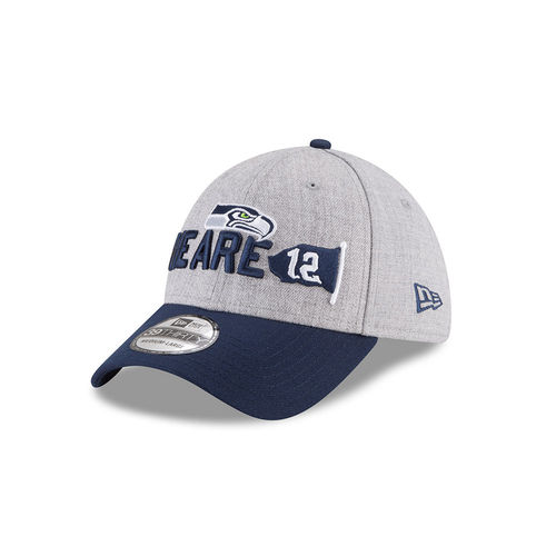 Seattle Seahawks Draft 2018 New Era 39Thirty