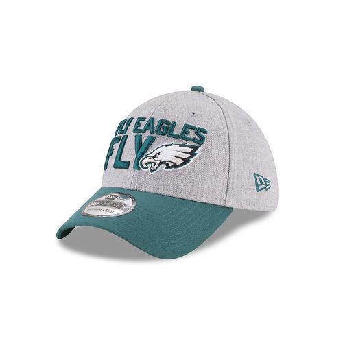 Philadelphia Eagles Draft 2018 New Era 39Thirty