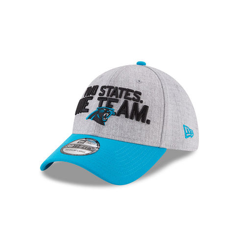 Carolina Panthers Draft 2018 New Era 39Thirty