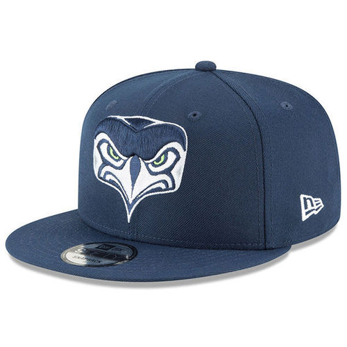 Seattle Seahawks Alternate Logo New Era 9Fifty