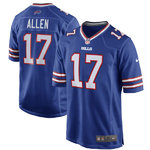 Buffalo Bills Josh Allen Nike Replika Jersey