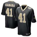 New Orleans Saints Alvin Kamara Nike Replika Jersey