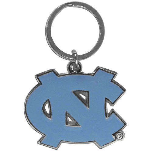 North Carolina Tar Heels Key Chain