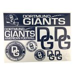 Dortmund Giants Decal Set