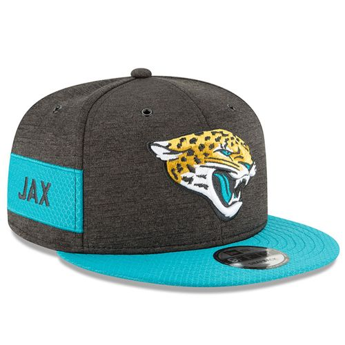 Jacksonville Jaguars NFL Sideline 2018 home New Era 9Fifty