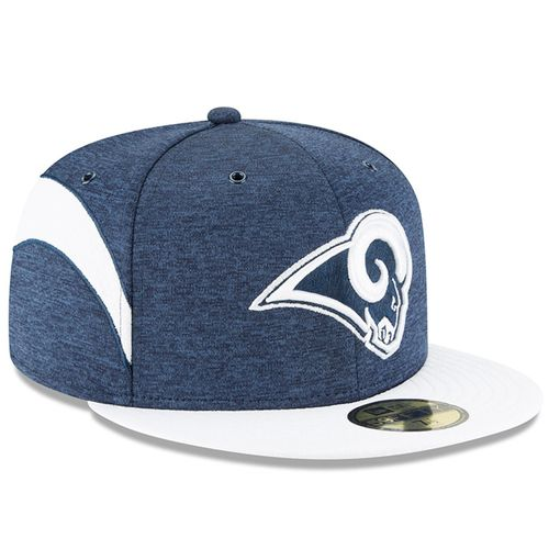 Los Angeles Rams NFL Sideline 2018 home New Era 59Fifty