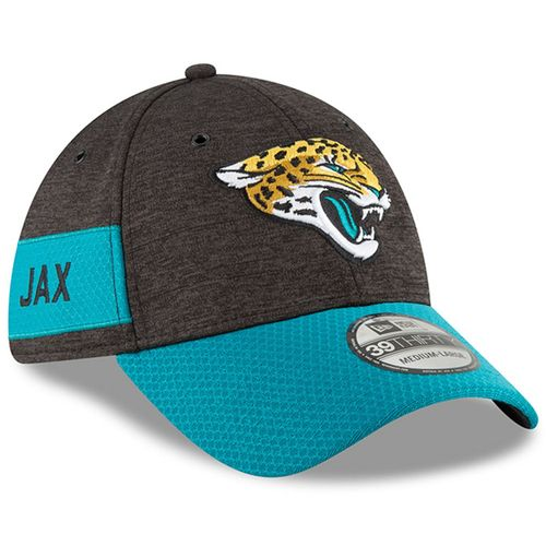 Jacksonville Jaguars NFL Sideline 2018 home New Era 39Thirty