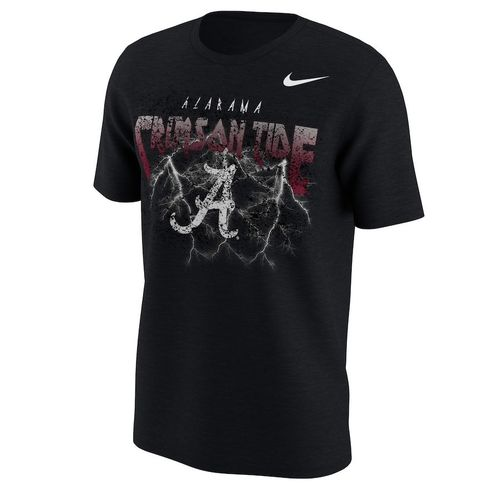 Alabama Crimson Tide Nike Distressed Concert T-Shirt