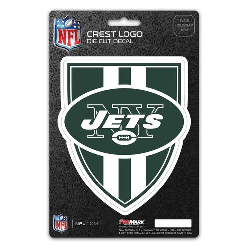 New York Jets Shield Decal
