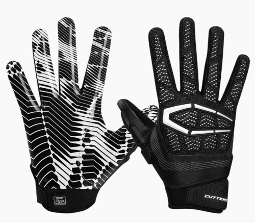 Cutters Gamer 3.0 Padded Receiver Gloves