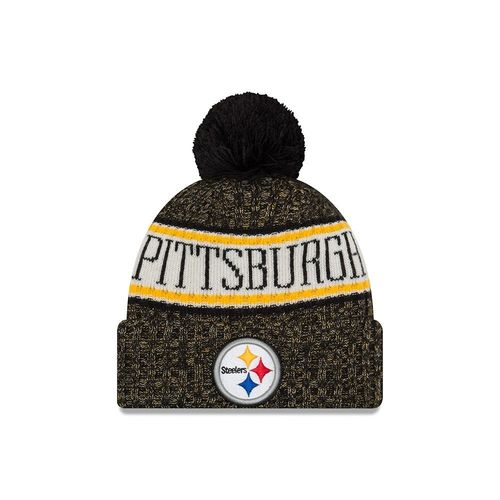 Pittsburgh Steelers NFL On Field 2018 New Era Knit