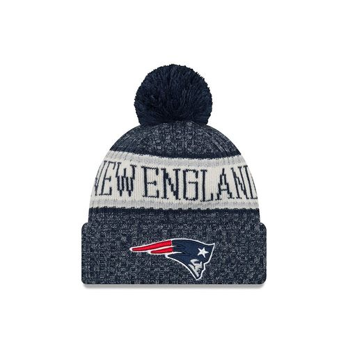 New England Patriots NFL On Field 2018 New Era Knit