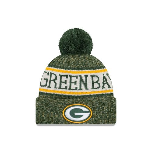 Green Bay Packers NFL On Field 2018 New Era Knit