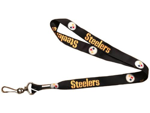 Pittsburgh Steelers PD Lanyard