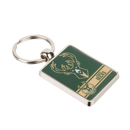 Milwaukee Bucks Keyring