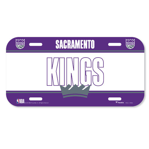 Sacramento Kings NBA Schild
