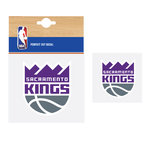 Sacramento Kings NBA Car Sticker