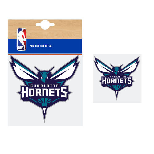 Charlotte Hornets NBA Car Sticker