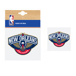 New Orleans Pelicans NBA Car Sticker