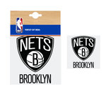 Brooklyn Nets NBA Car Sticker