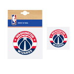 Washington Wizards NBA Car Sticker