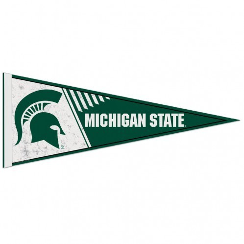 Michigan State Spartans Wimpel