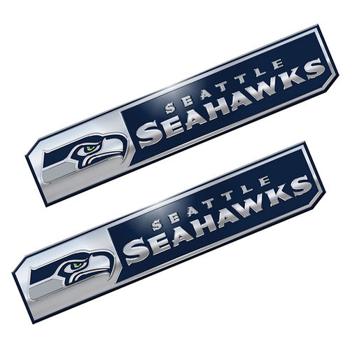 Seattle Seahawks Trucker Emblems