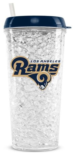 Los Angeles Rams Tumbler Crystal Freezer