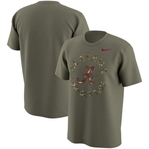 Alabama Crimson Tide Nike Legend Camo T-Shirt