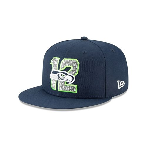 Seattle Seahawks 2019 Draft On Stage New Era 9FIFTY